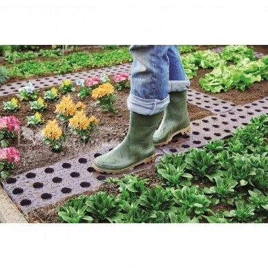 Plastikinė sodo plytelė MaXi