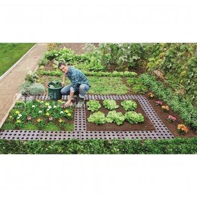 Plastikinė sodo plytelė MaXi 5